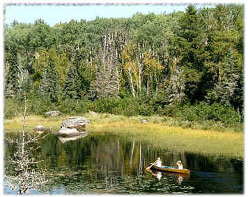 BWCA Canoe Camping Outfitters Vacation Adventure. Let Echo Trail Outfitters help plan your BWCA canoe trip.